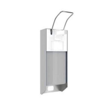 D9. Дозатор для дезрозчину 0,5 л., метал., ліктєвий