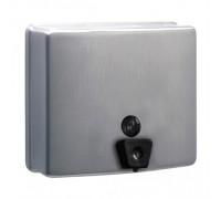 Дозатор рідкого мила нержавіючий метал матовий 1,3 л. DJ0115CS