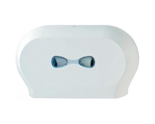 Тримач паперу туалетного JUMBO подвійний PLUS. A77311