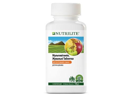 Мультивітамін, жувальні таблетки