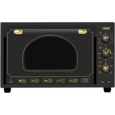 Електродуховка ARTEL MD 3618 L BLACK RETRO