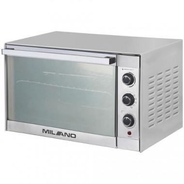 Електродуховка MILANO MO-48 B SILVER
