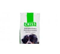 Сухий корм преміум класу для дорослих собак CRISS, (Німеччина) М'ясо та пластівці, 20кг