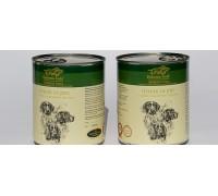 Консервований корм супер-преміум класу для собак Hubertus Gold, (Німеччина)  Птиця та рис із зародків пшеничного зерна 800 г.