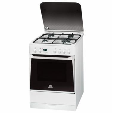 Плита кухонна Indesit I6GMH6AGW