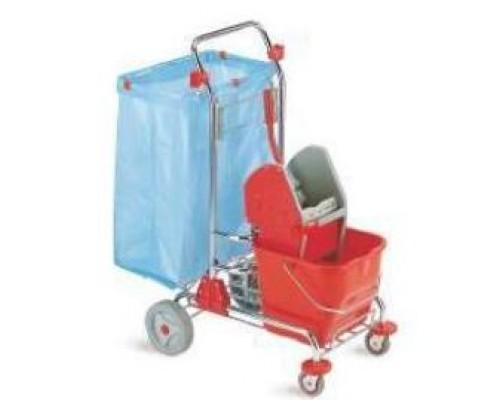 Візок прибиральний багатофункціональний Togo Mini Full