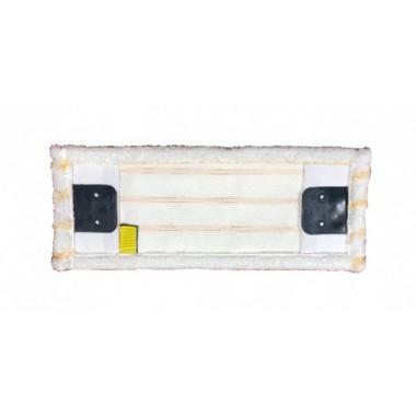 Моп (вкладка) з кишенями з мікрофібри кишені, відвороти, 40 см, MY042WP
