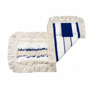 МОП (вкладка) з кишенями для прибирання підлоги Uctem 40 см, NCM051