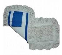 МОП (вкладка) з кишенями та відворотами для прибирання підлоги 50 см, NZE047WP